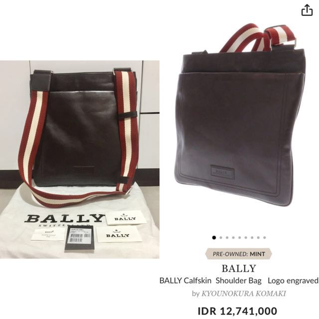 Bally authentic