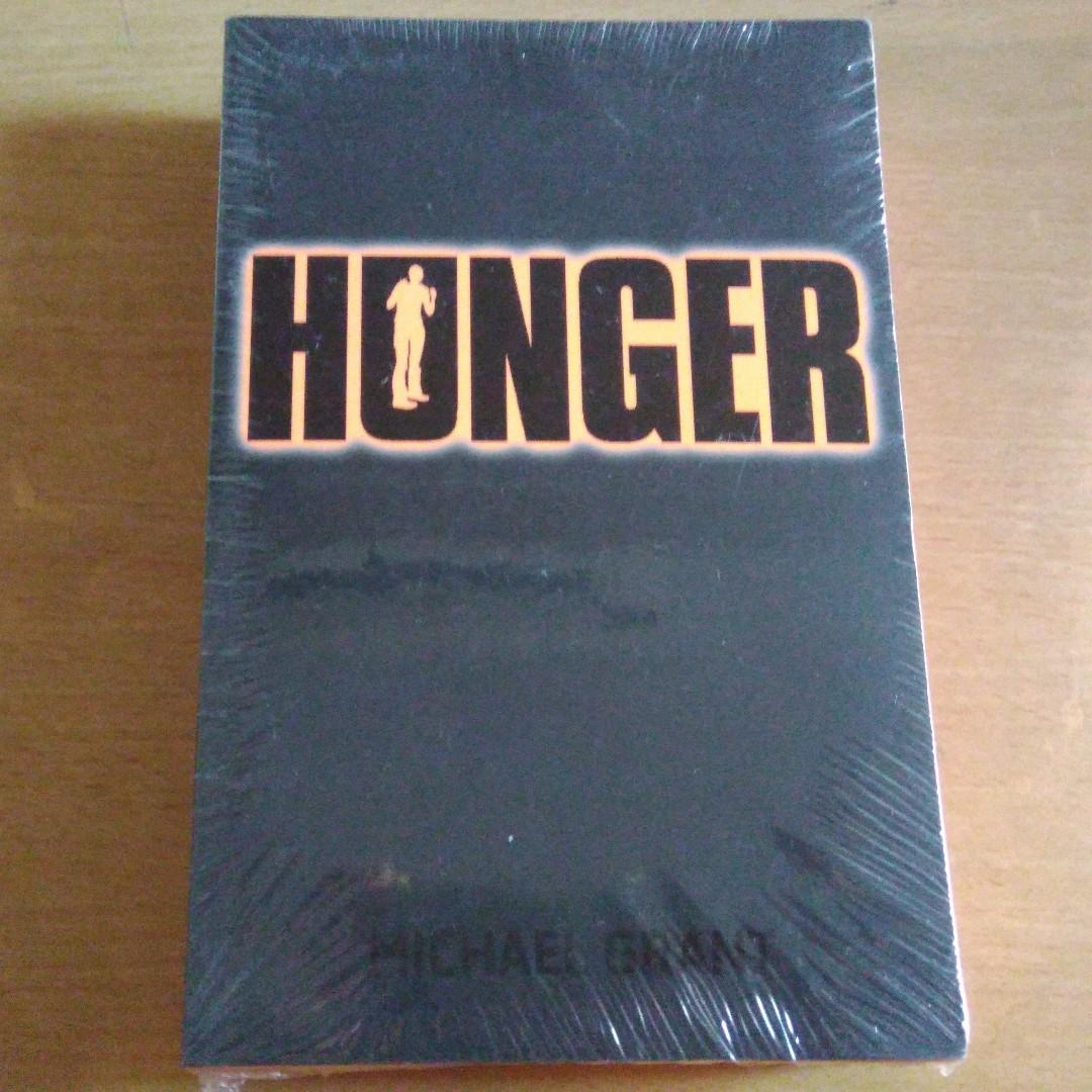 "BARU Novel Impor Original Bahasa Inggris ""Hunger"" by Michael Grant"