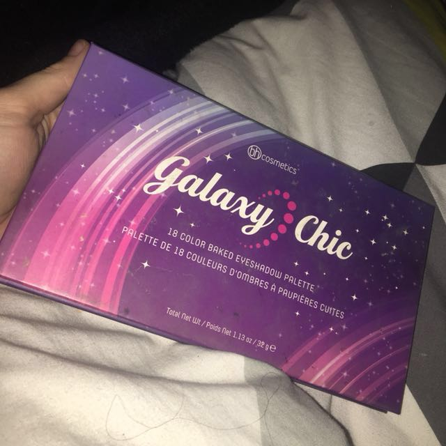 BH Cosmetics Galaxy Chic Palatte