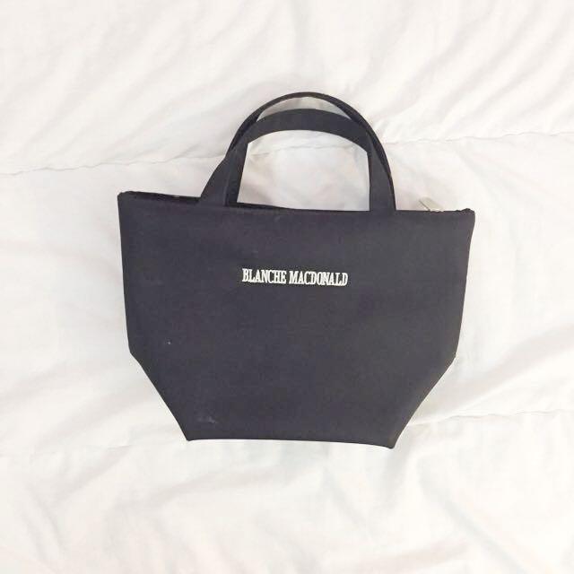 Blanche McDonald black bag