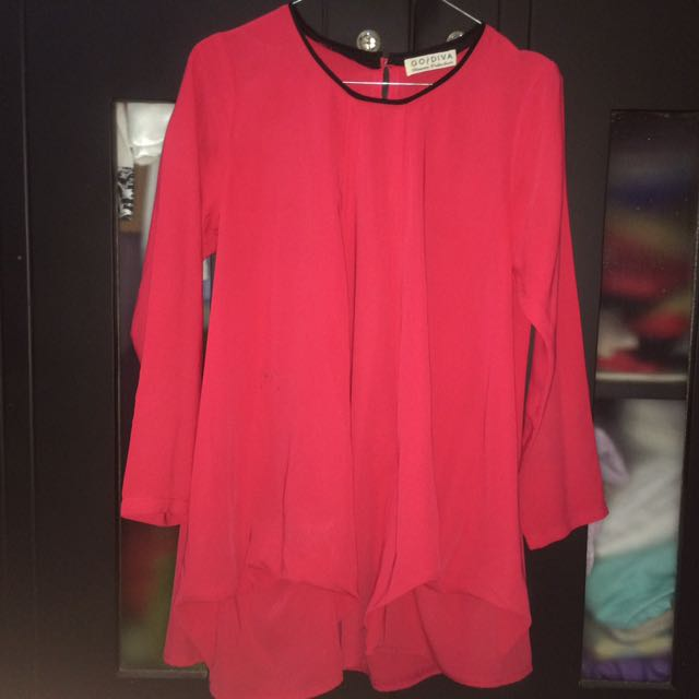 blouse fanta colour