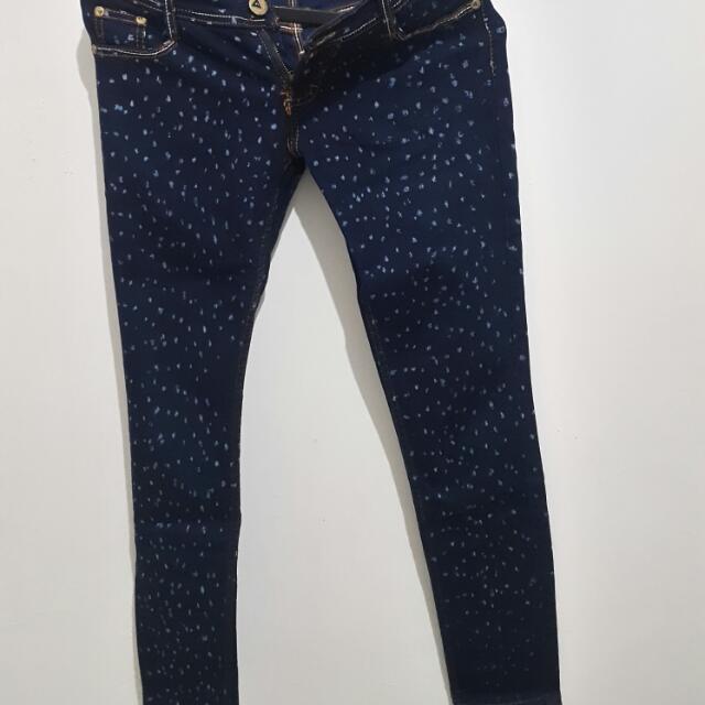 Blue Jeans Totol Totol