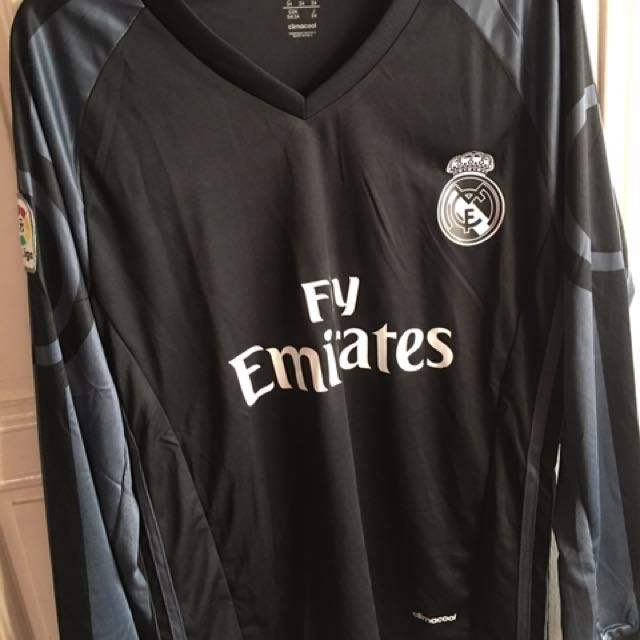 BNEW Real Madrid Soccer Jersey