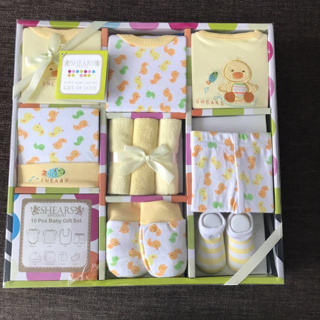 b7ccff837ef0 Brand new - shears newborn baby gift set   baby gift   baby shower ...
