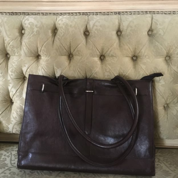 Buxton Genuine Leather Bag