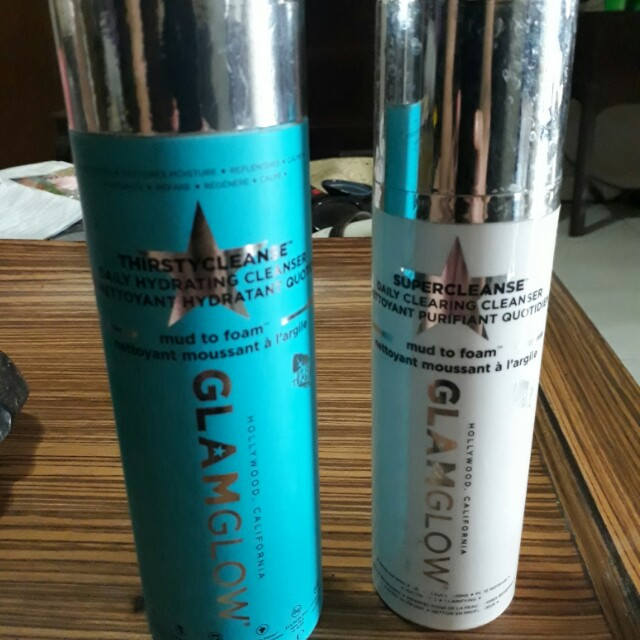 Buy one get one!! Glam glow cleanse original