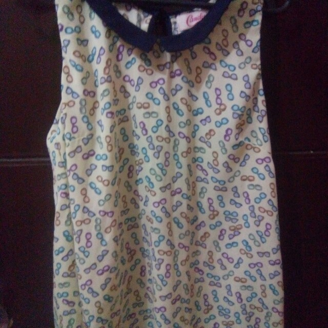 Candies sleeveless top