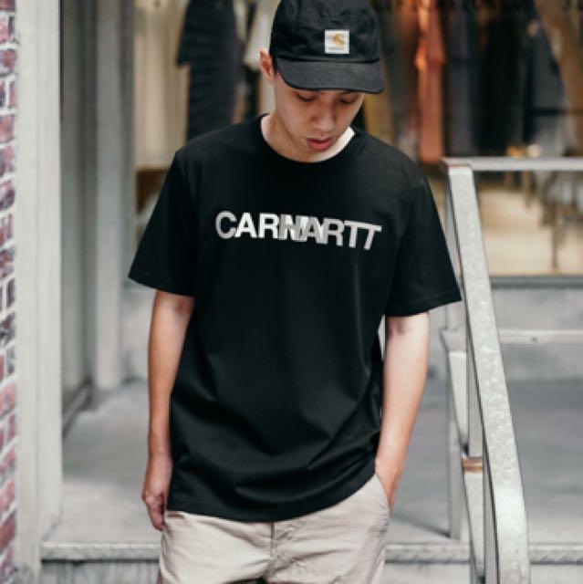 Carhartt wip x mo'des army t-shirt