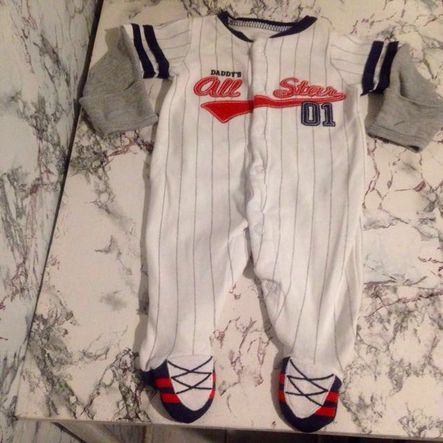 Carter's Daddy's All Star Overall