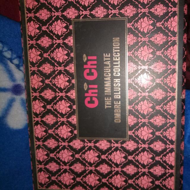Chi Chi Ombre Blush Collection
