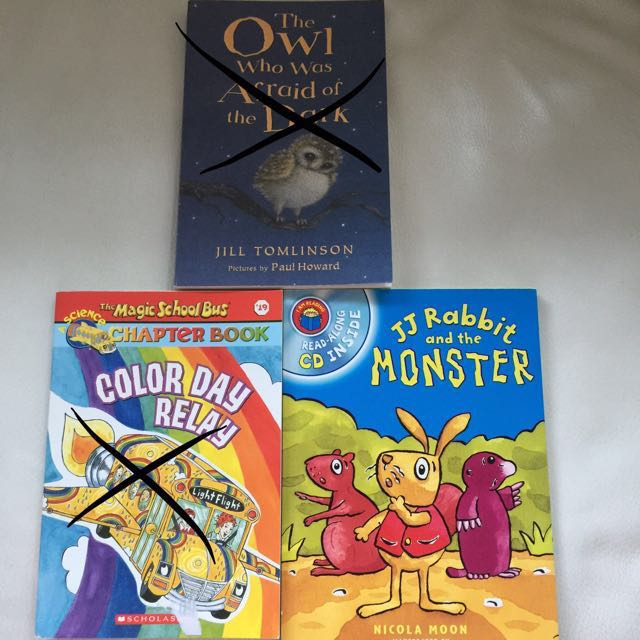 Children story book w cd free postage, Books & Stationery