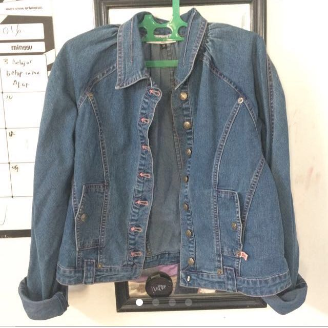 Christian dior denim jacket