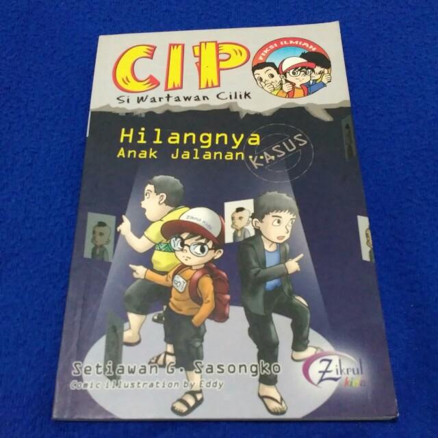 Cipo: Detektif Cilik