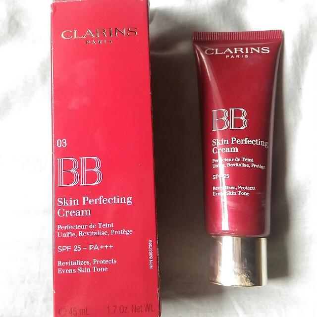 Clarins BB Cream in Medium 03
