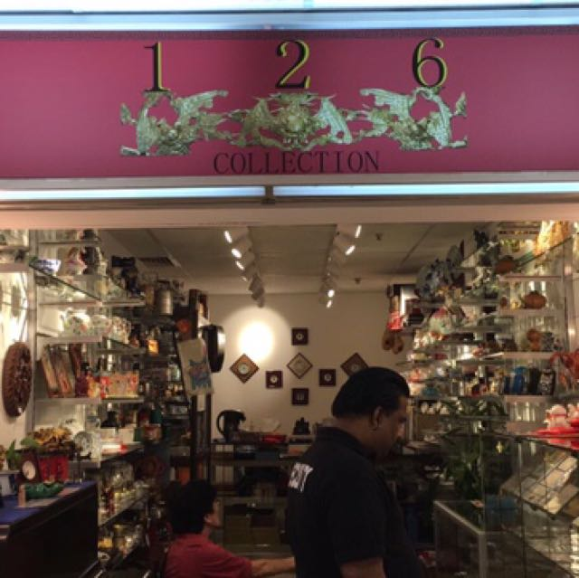 Spiksplinternieuw Collects 126 Holland Road Shopping Ctr level 2 02-26B 126 FF-18