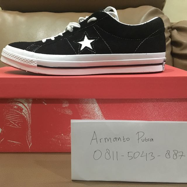 ce5d7ed8f00dec Converse One Star Premium Suede 70 ox Brand New with Box