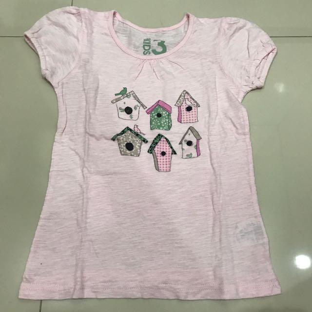 Cotton On Kids birdhouse top size 3
