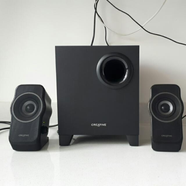 Creative Speaker A335