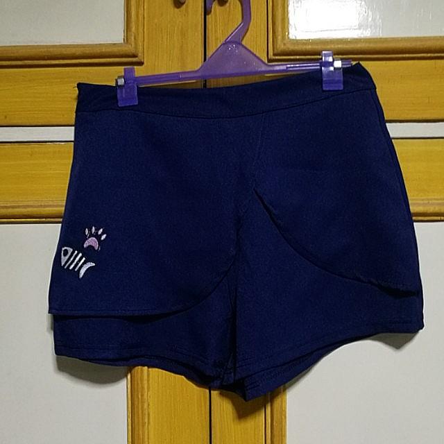 Cute Blue Shorts