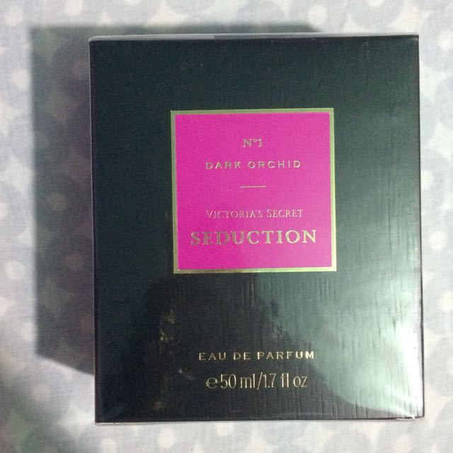 Dark Orchid Victoria's Secret Seduction Perfume