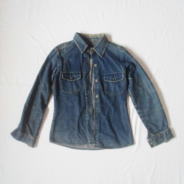 50% SALE uniQue Denim Jacket