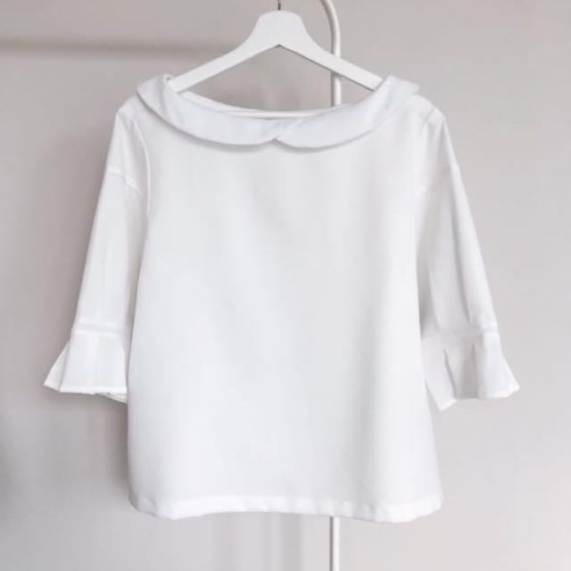 Eloise White Top