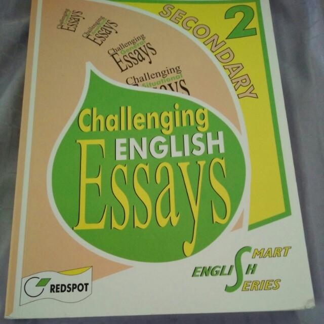 english essay book books  stationery textbooks on carousell photo photo photo photo photo