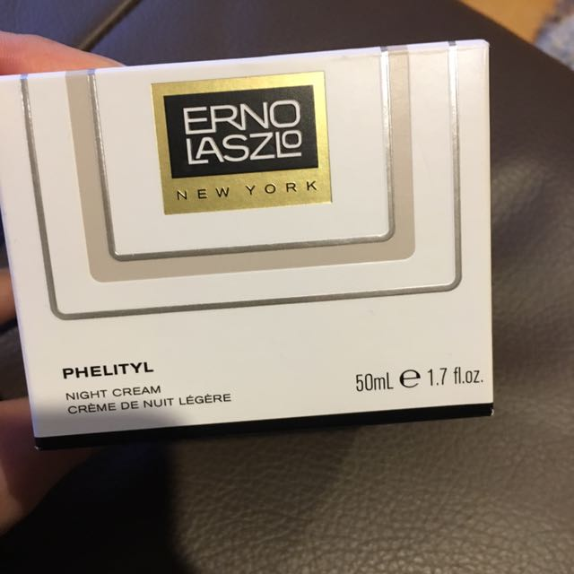 Erno Laszlo Phelityl Night Cream 50ml