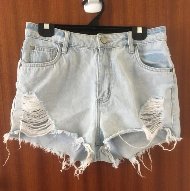 Factorie shorts high waisted
