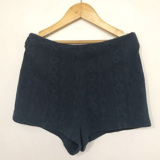 Forever21 Haighwaisted Stretchable Shorts