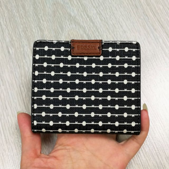 Fossil Printed Small Purse