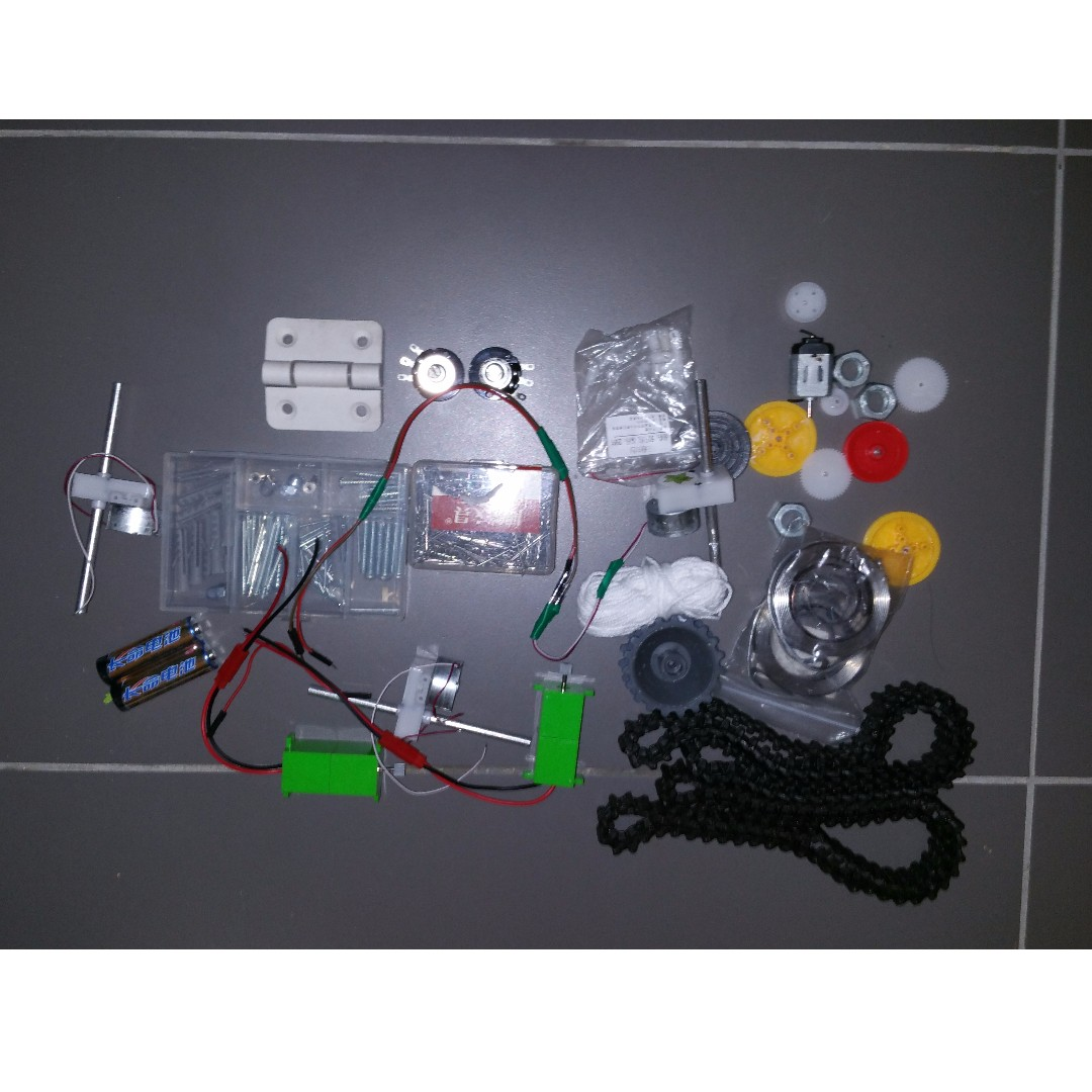 Free Assorted Mini Project Parts Electronics Others On Carousell Engineering Projects Final