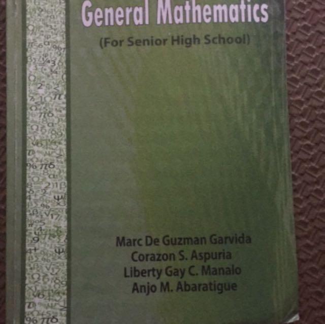 General Mathematics (Senior High)