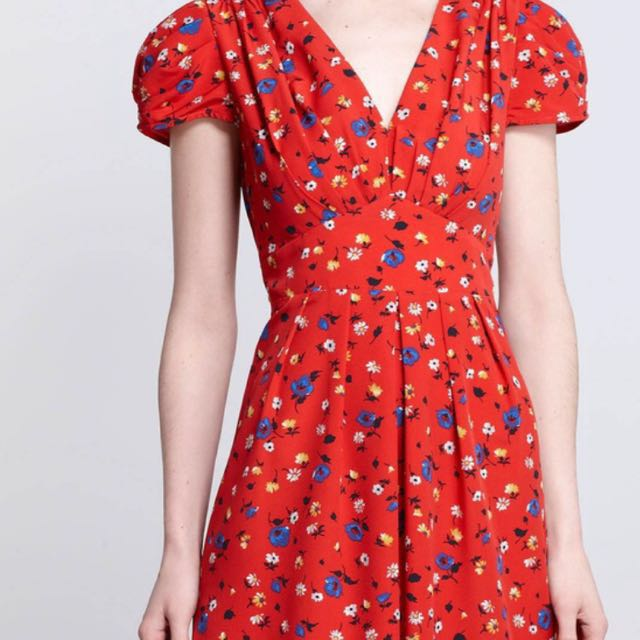 Gorgeous Floral Dress - Karen Walker
