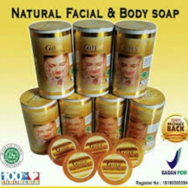 Gove Natural Soap