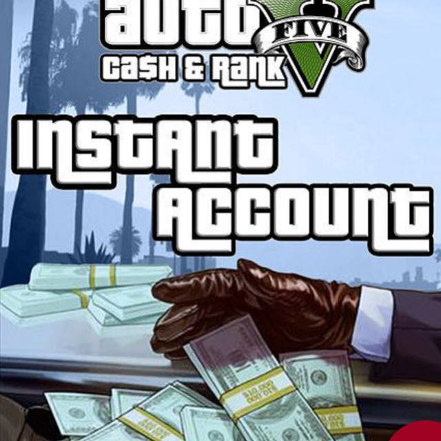 GTA 5 Modded Account / Recovery Service PS4 Pre Transferred