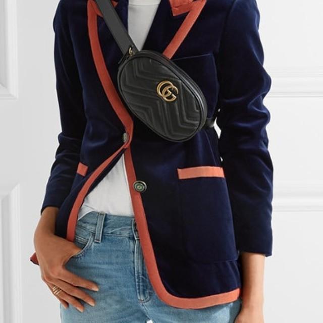 Image result for gg marmont belt bag