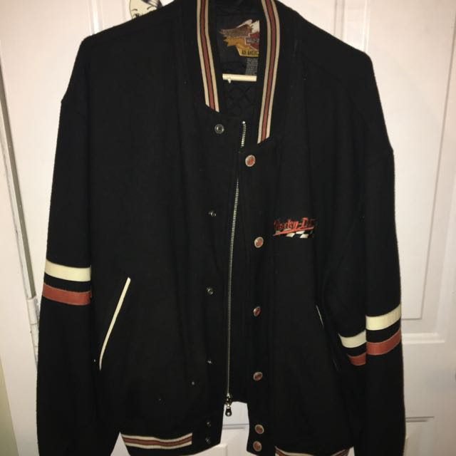 Harley Davidson jacket (vintage)