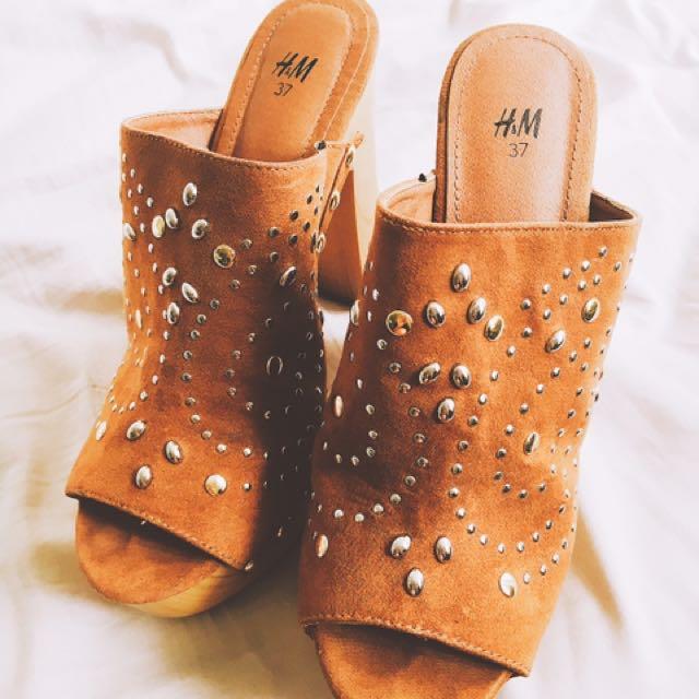 *H&M* high heels 37🔥⚡️