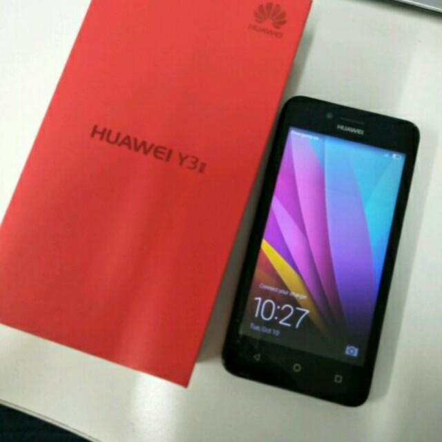 PRICE DROP! Huawei Y3 II