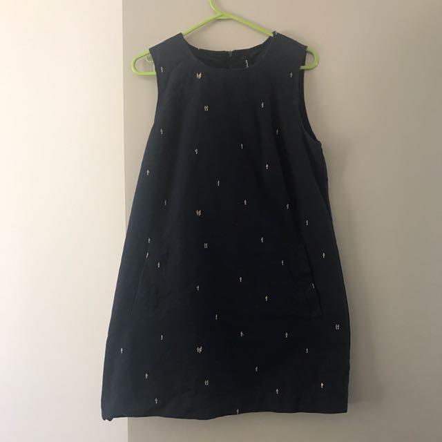 Huffer dress.