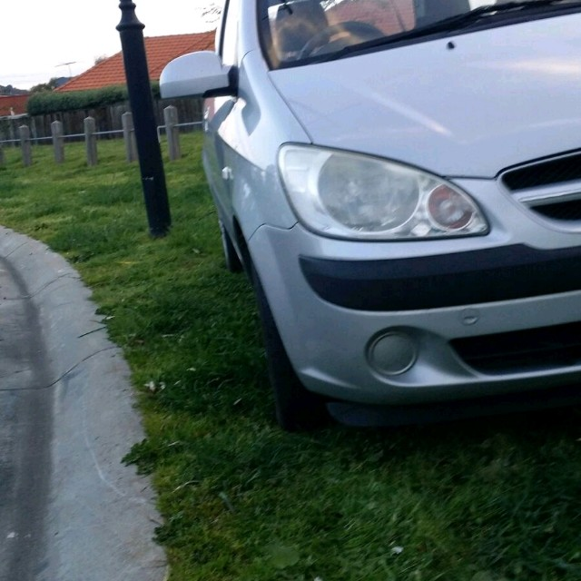 Hyundai getz 1.4ltr 2007 very clean rego! Female owner