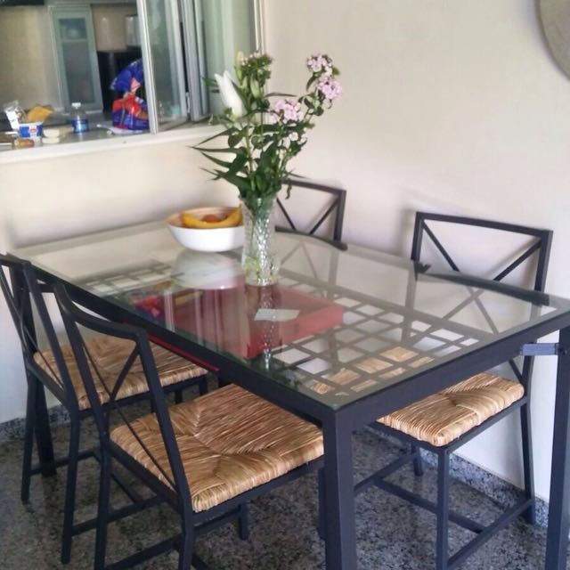 Ikea Granas Glass Dining Table Off 51, Ikea Dining Room Chairs