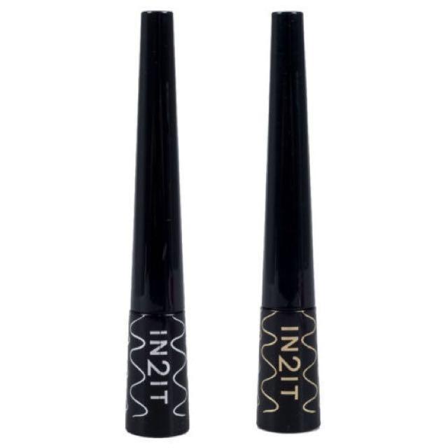 IN2IT liquid eyeliner (black)