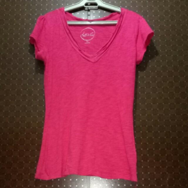 INC pink top