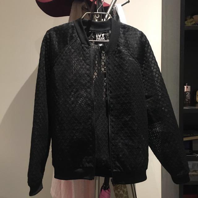 Ivy park bomber jacket