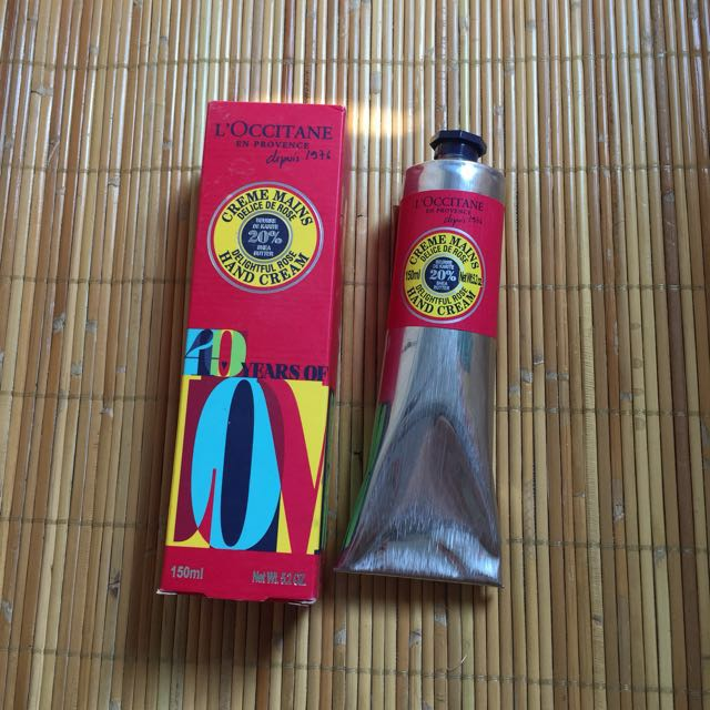 Jual L'Occitane Hand Cream 150 ml (NEW)