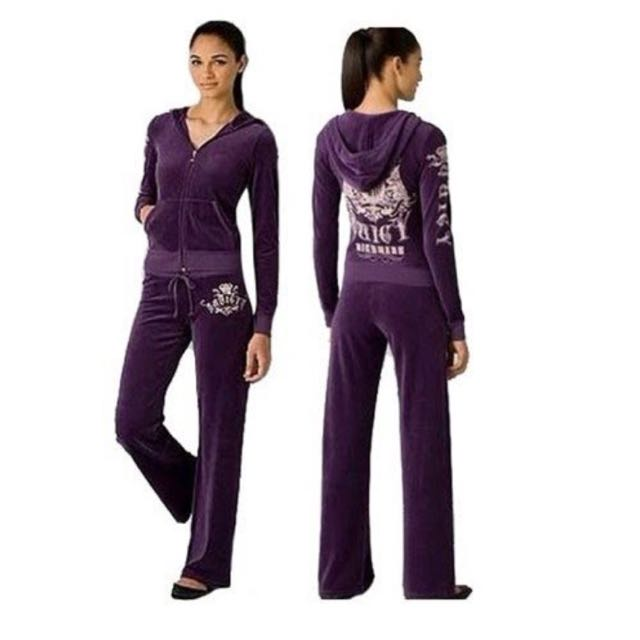 Juicy couture velvor tracksuit *RENT