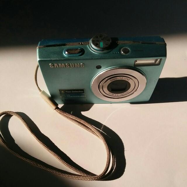 Kamera pocket samsung L100