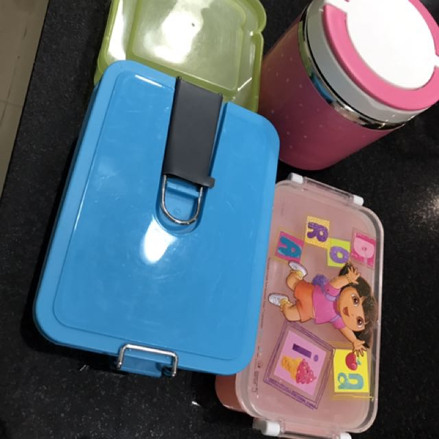 Kid container